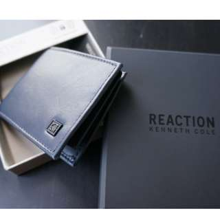 Kenneth Cole Wallet 真皮銀包 RFID Protection