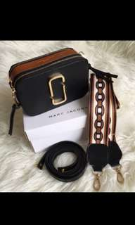 TAS MARC JACOBS SLING BAG FREE BOX PROMO