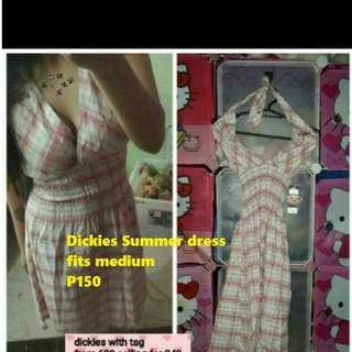 Dickies dress