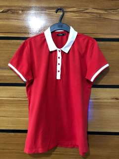 Polo Shirt folded&hung