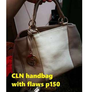CLN Handbag with flaws