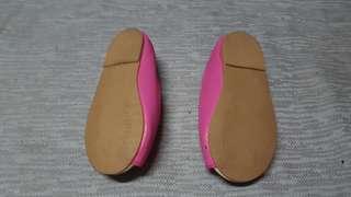Pink Peep-toe