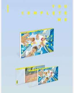 ONF 2ND MINI ALBUM - YOU COMPLETE ME