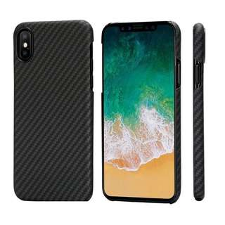 Pitaka magcase iPhone X black/grey (Twill)