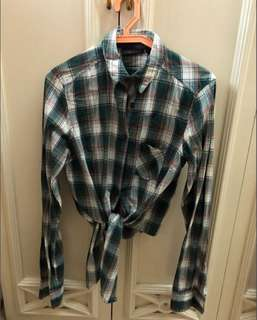 Flannel Tops