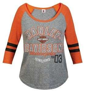 Harley Davidson Top Size S Authentic