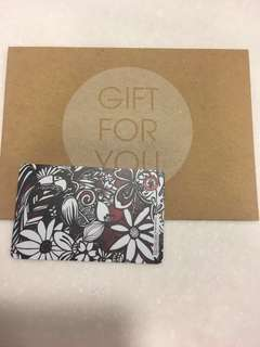 Pacific Coffee gift card