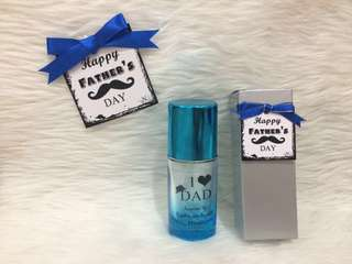 Fathers Day Customized Perfume 30ML