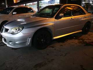 Subaru impreza ver9 1.6 manual  Momo steering Radio touch screen  RM5,000 CASH