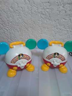 Mickey mouse toy set