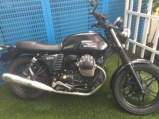Moto Guzzi V7II