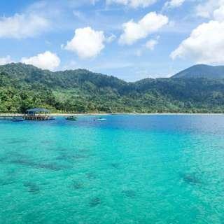 AMI Travel | 2D1N Snorkeling at Bayu Tioman Chalet