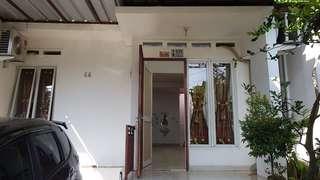 Disewakan Rumah dalam Kompleks. Lingkungan nyaman dan aman