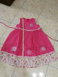 Girl Dress Age 5/6