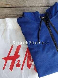 H&M Jaket Hoodie dengan Zipper