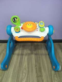 """5 in 1 Drive Play Gym Walker Toys """"R"""" Us"""