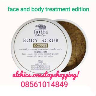 ALL VARIAN BODY SCRUB