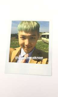 BTS Rapmonster Collection for sale