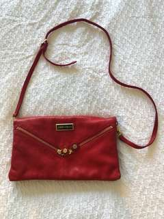 Jimmy Choo little Red Crossbody stylish bag high quality leather
