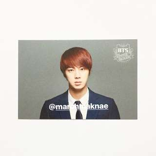BTS Jin Collection for sale
