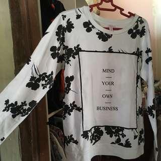 PENSHOPPE Korean Style Sweater (Plus size)