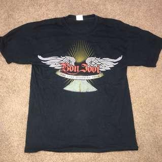 Bon Jovi 'The lost Highway Tour' T Size L