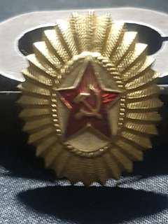 This is war medal during the cold war and still used the name CCCP