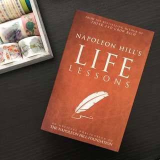 Preloved Napoleon Hill's Life Lessons