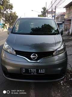 Nissan Evalia XV MT 2012 grey istimewa