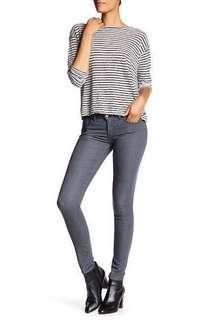 711 Skinny Levi's Dark Gray Jeans  Size 28