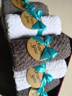 Bubble/spa fave towel
