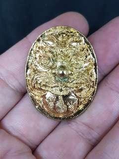 🚚 Lp Prom Phra Rahu Locket