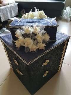 Wedding box personalize