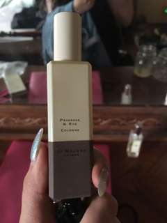 JO MALONE LIMITED EDITON USED TWICE
