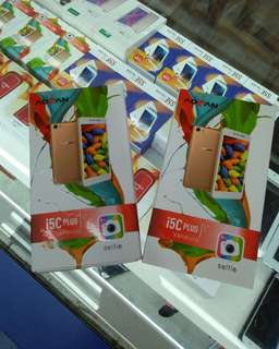 Advan i5c plus bisa kredit