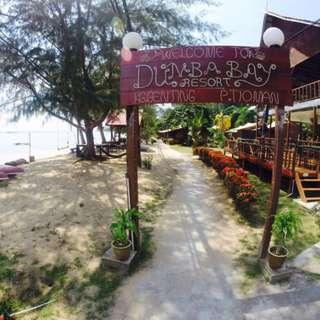 AMI Travel | 3D2N Snorkeling at Dumba Bay Resort, Pulau Tioman