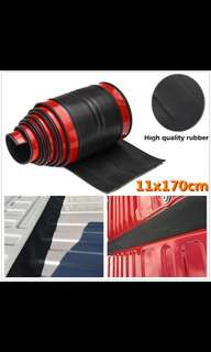 170cm Universal Rubber Truck Bed Tailgate Gap Cover Filler Seal Shield Lip Cap