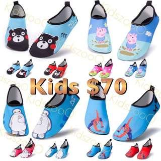 兒童沙灘防水鞋beach shoes