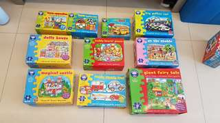 Orchard Toys Puzzles