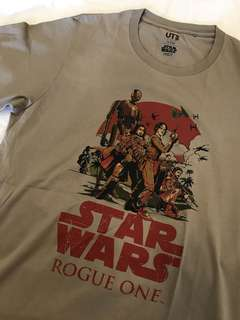 Uniqlo Star Wars Rogue One