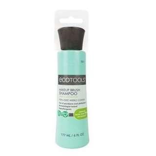 EcoTools, Makeup Brush Shampoo, 6 fl oz (177 ml)