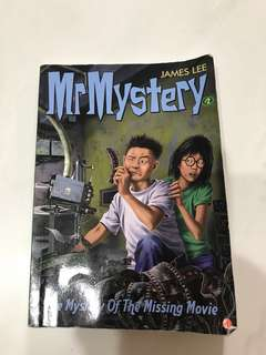 Mr Mystery The Mystery of The Missing Movie