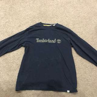 VINTAGE TIMBERLAND LONG SLEEVE SIZE M