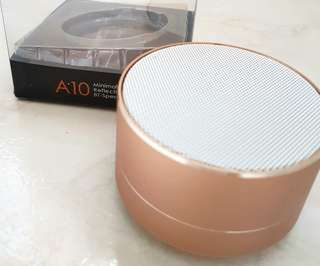 A10 Minimalist Style Reflective light BT-Speaker