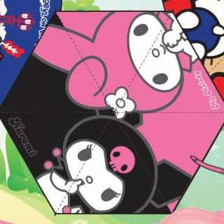 Sanrio My Melody & Kuromi 縮骨遮
