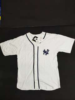 🚚 vintage nba nfl nhl mlb 老品 洋基 starter 棒球衣