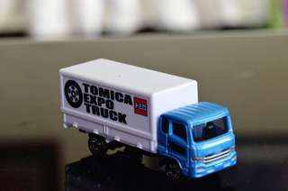 Tomica Event Limited Expo Truck