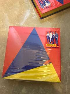 SHINee The story of light ep.1 CD ONLY 淨碟