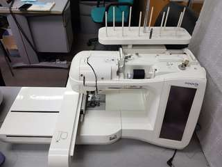 Brother Embroidery Machine Innovis 4000