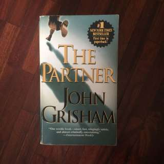 Paperback - The Partner - John Grisham
